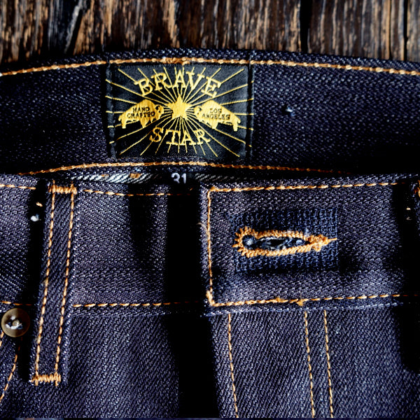The Regular Taper 18oz 'Slubverter II' Heavyweight Selvage Pre Order