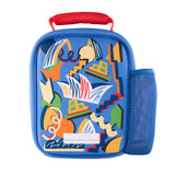 Sydney Opera House Kids Lunch Box - Blue