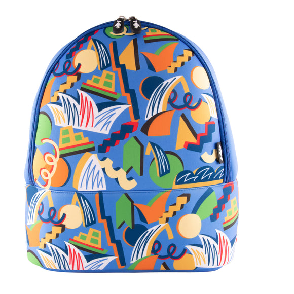 Sydney Opera House Kids Backpack - Blue