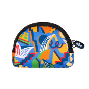 Sydney Opera House Kids Coin Purse - Blue
