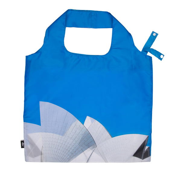 Reusable Fold Up Bag - The House