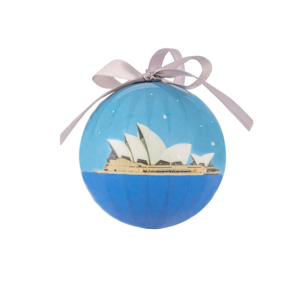 Christmas Bauble Harbour View