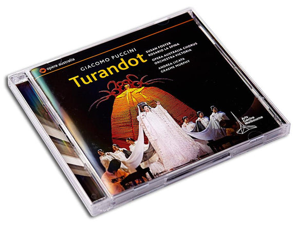 Turandot CD by Opera Australia
