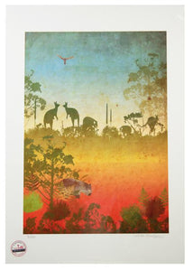 Landscape Art Print (Small)