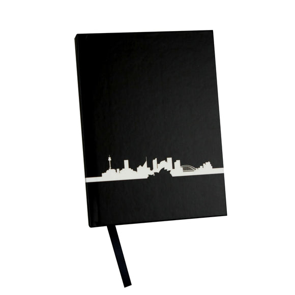 Notebook - Skyline Collection Black