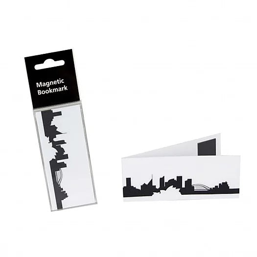 Magnetic Bookmark - Skyline Collection