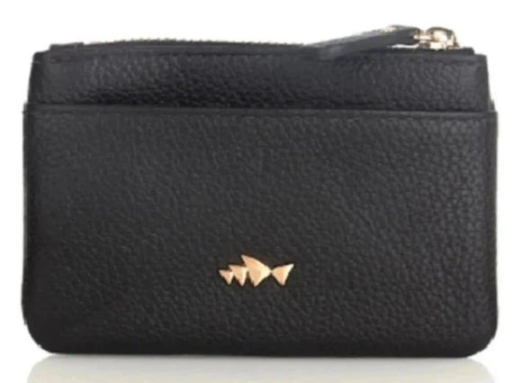 Minskat Coin Purse - Black