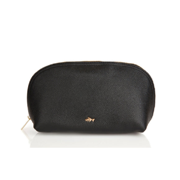 Minskat Travel Pouch - Black/Gold