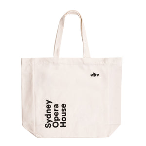 Sydney Opera House Canvas Tote Bag