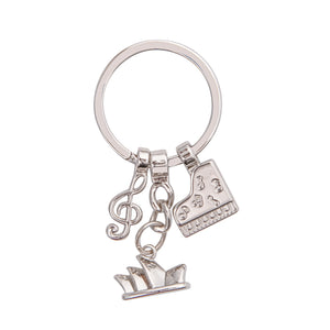 3in1 Music Keyring