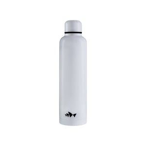 Reusable Stainless Steel Sporty Water Bottle