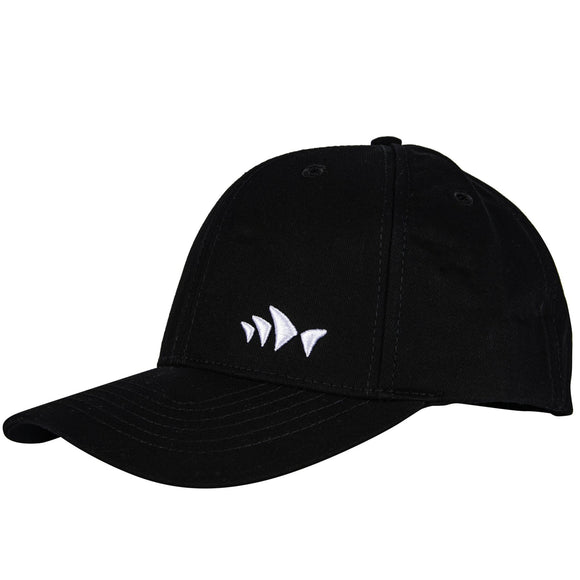 Sydney Opera House Sail Cap Adult - Black