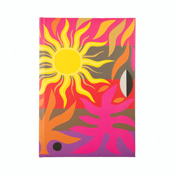 Coburn Sun A5 Notebook