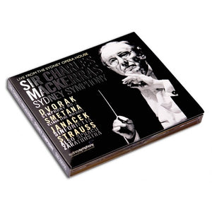 Live From The Sydney Opera House: Sir Charles Mackerras Sydney Symphony CD