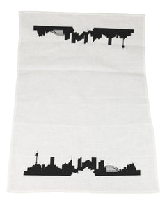 Skyline Tea Towel