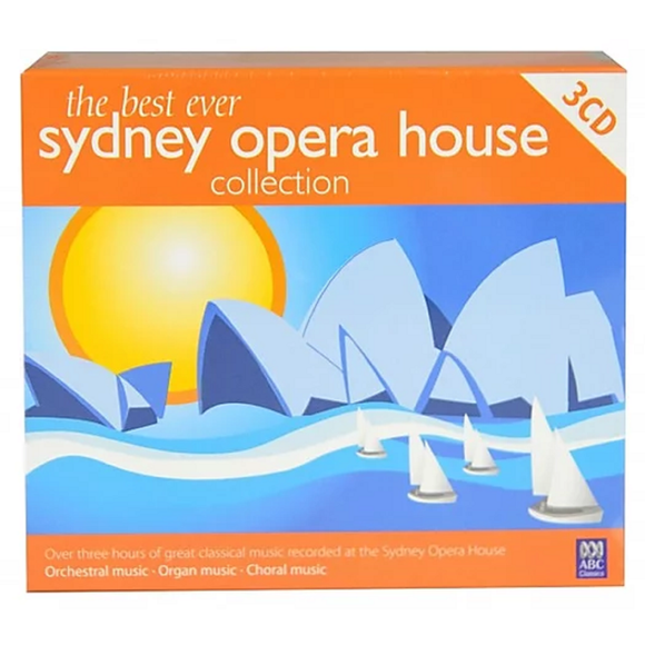 The Best Ever Sydney Opera House Collection Volume 3 CD