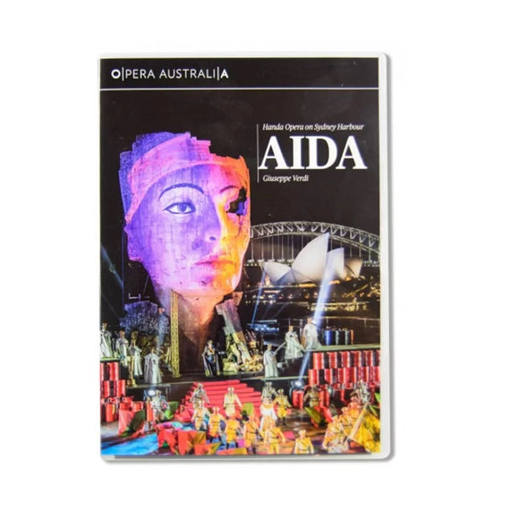 Aida - Handa Opera on Sydney Harbour