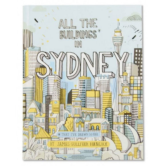 All the Buildings in Sydney Book