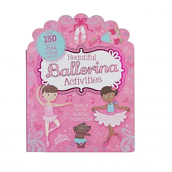 Beautiful Ballerina Activities