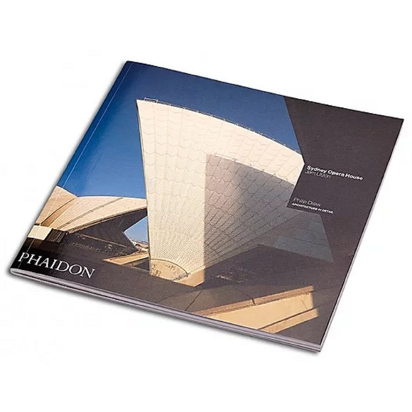 Sydney Opera House Book by Philip Drew