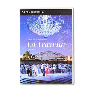 La Traviata - Handa Opera on Sydney Harbour DVD