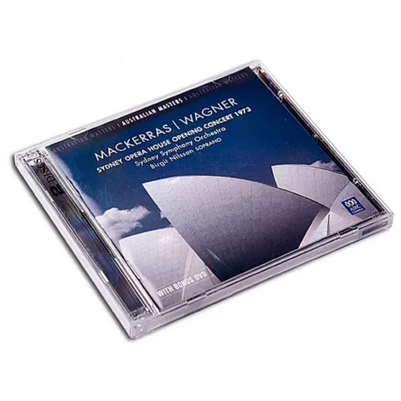 Sydney Opera House Opening Concert 1973 CD