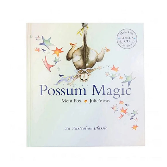 Possum Magic Book & CD