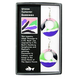 Utzon Tapestry Earrings
