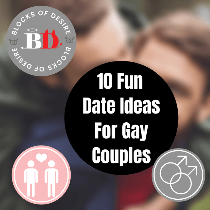 10 Fun Date Ideas For Gay Couples
