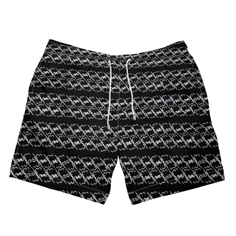 Icon Swimming Shorts - Black
