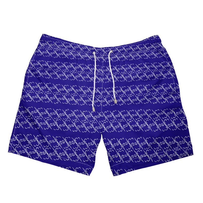 Icon Swimming Shorts - Violet