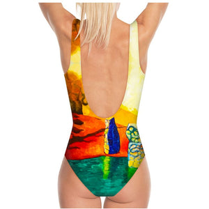 FACE TO FACE Swimsuit