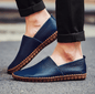 Rinmak Leather Moccasins (6 colors) - RinmakStyle