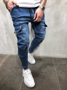 Stretchy Skinny Jeans (2 colors)