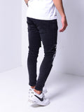 Fashion Zipper Ankle Jeans