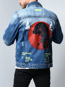 SUPERMOON  DENIM JACKET