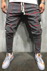 Fashion Plaid Pants (3 colors)