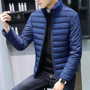 Padded Fleece Jacket (3 colors) - RinmakStyle