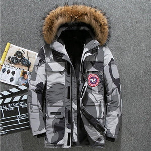Down Jacket CANADA (5 colors)