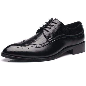 MONTY OXFORD SHOES (3 Colors) - RinmakStyle