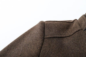 Warm Wool Coat (4 colors) - RinmakStyle