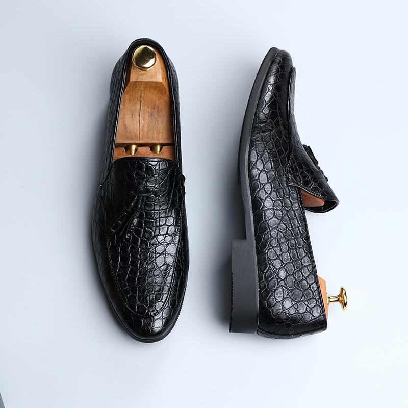 Pointy Oxford Shoes (2 colors) - RinmakStyle