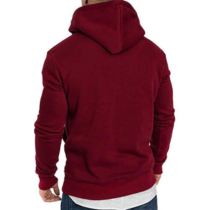 Trendy Hooded Sweatshirt (7 colors) - RinmakStyle