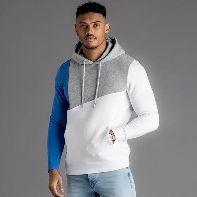 Fleece Hoody Pullover (3 colors)
