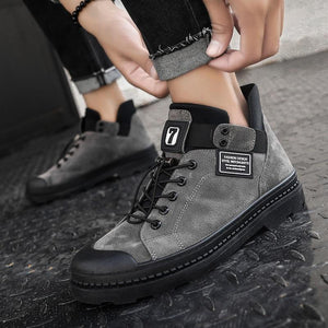 Waterproof Casual Sneakers (3 colors) - RinmakStyle