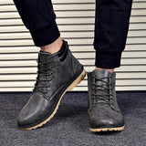 Waterproof Ankle Boots  (4 colors) - RinmakStyle