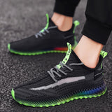 Fashion Breathable Mesh Sneakers (6 colors)
