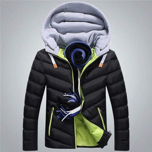Winter Jacket (4 colors) - RinmakStyle