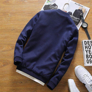 Men's Casual Bomber (2 colors) - RinmakStyle