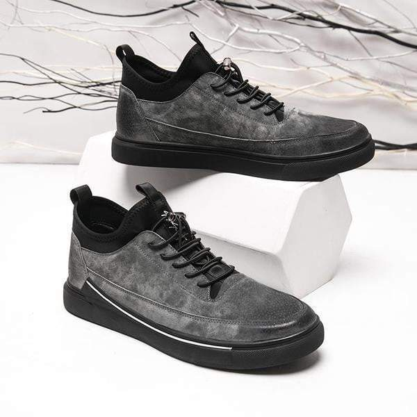New Lace Up Classy Shoes (3 Colors) - RinmakStyle